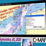 JEPPESEN C-MAP Professional+ / CM93 v3 / WF983(01.EYLÜL.2020)